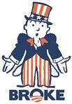 BrOke Uncle Sam - w/word