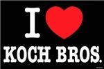 I (heart) KOCH Bros.