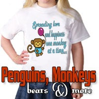 Penguins, Monkeys & More