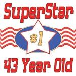 Superstar at 43