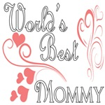 Best Mommy (Pink Hearts)