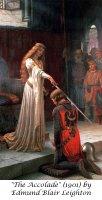 Edmund Blair Leighton Art