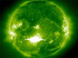 X-Ray Solar Flare