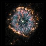 NEW: Glowing Eye Nebula