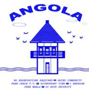 HUMOR/ANGOLA PRISON