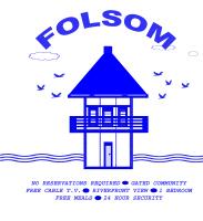 HUMOR/FOLSOM PRISON
