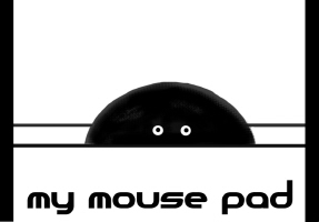 HUMOR/MOUSE PAD