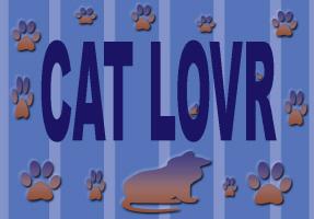 PETS/CAT LOVR