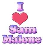I Heart Sam Malone 2