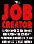 I'm A Job Creator