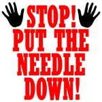 Put The Needle Down
