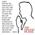 Dialysis Prayer