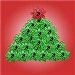 Yin Yang Christmas Tree