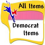 Democrat Items