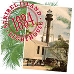 Sanibel 1884 Lighthouse