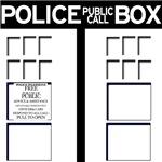 TARDIS Police Box Telephone