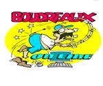 BOUDREAUX MOUSE PAD