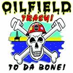 Oilfield Trash Skull