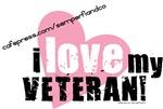 I HEART my Veteran!