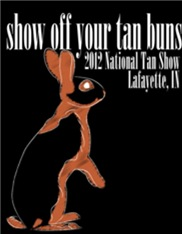 2012 National Tan Show - Show Off Your Tan Buns