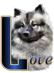 Keeshond Love Gifts