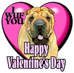 Chinese Shar-pei  Valentines Day Gifts