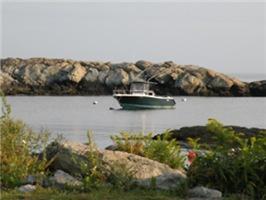 Green Bridge Boat