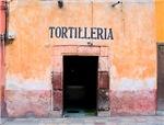 San Miguel, Mexico Tortilleria