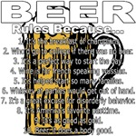 Beer Rules Design
