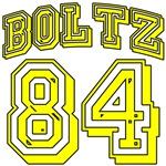 BoltZ Varsity Design