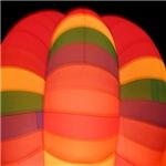 Rainbow Bright Balloon