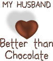 My Husband - Better Than Chocolate