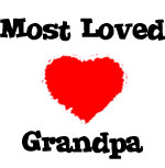 Most Loved Grandpa