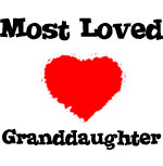 Most Loved Granddaughter