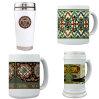Travel Mugs, Mugs & Steins