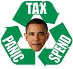 Tax, Spend, Panic