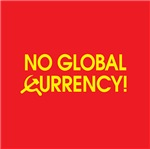 No Global Currency!