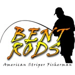 Bent Rods American Striper Fisherman
