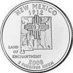 New Mexico State Quarter
