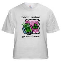 Beor Uaine (Green Beer)
