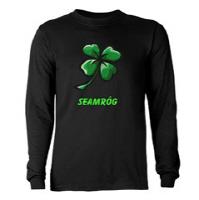 Assorted Dark Irish Shirts & Tees
