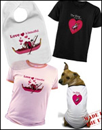 Valentine's Wearables!