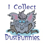 I Collect Dust Bunnies