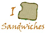 I Eat Sandwiches