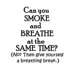 GIVE YOURSELF A BREATHING BREAK