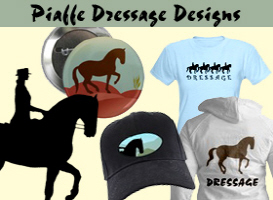 Piaffe Dressage T-shirts & Gifts