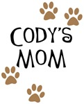 Cody's Mom Dog Names