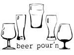 beer pour'n