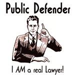 I Am A Real Lawyer Christmas