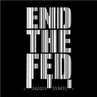 End The Fed Bar Code